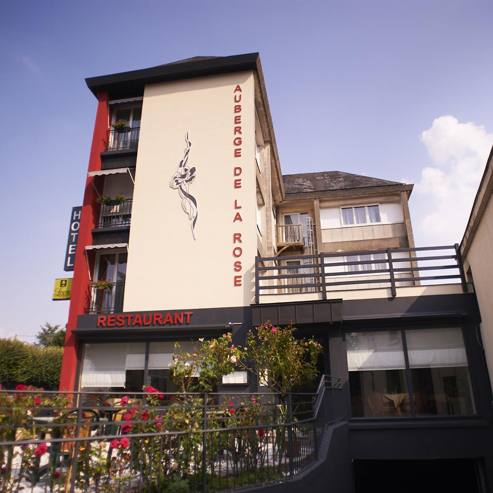 Hotel 3 toiles restaurant auberge de la rose dou la fontaine proche saumur auberge de la rose - Jardin de la rose doue la fontaine ...